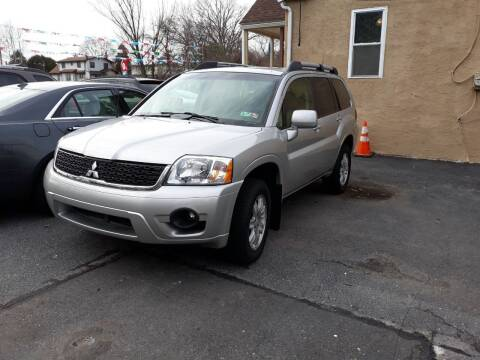 2011 Mitsubishi Endeavor for sale at GALANTE AUTO SALES LLC in Aston PA