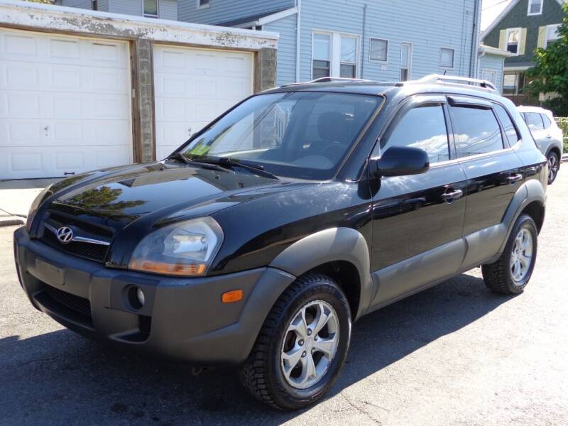 2009 Hyundai Tucson for sale at Broadway Auto Sales in Somerville MA