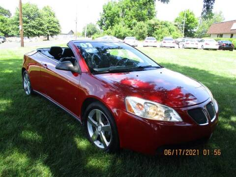 2007 Pontiac G6 for sale at Euro Asian Cars in Knoxville TN