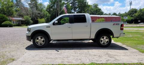 2008 Ford F-150 for sale at Joye & Company INC, in Augusta GA