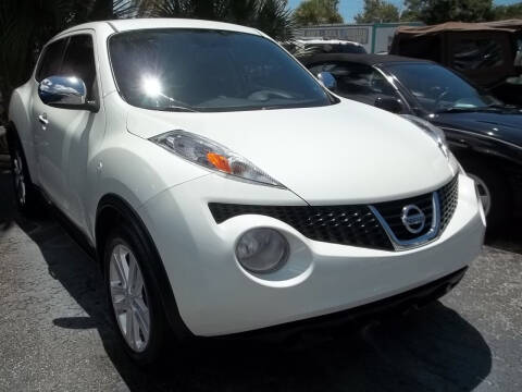2012 Nissan JUKE for sale at PJ's Auto World Inc in Clearwater FL