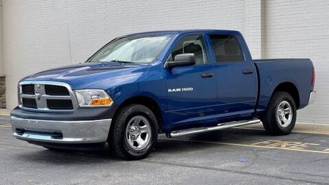 2011 RAM Ram Pickup 1500 for sale at Carland Auto Sales INC. in Portsmouth VA
