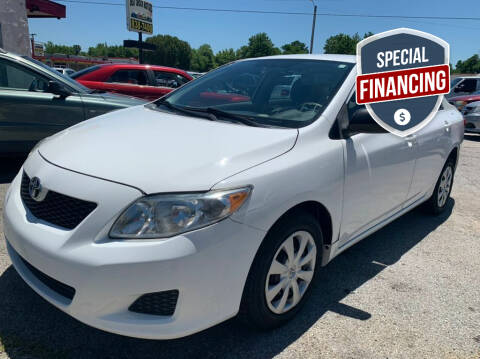 2009 Toyota Corolla for sale at New To You Motors in Tulsa OK