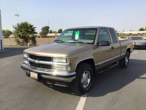 1999 Chevrolet C/K 1500 Series for sale at My Three Sons Auto Sales in Sacramento CA