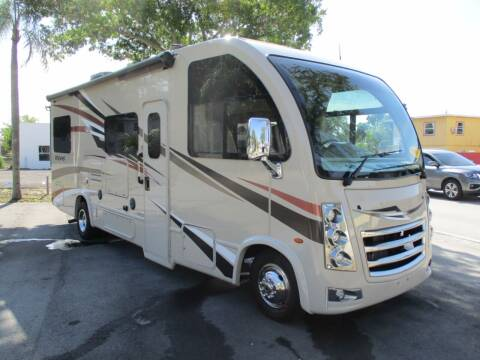 2018 Thor Industries Vegas 25.2 for sale at OLD SOUTH SALES in Vero Beach FL