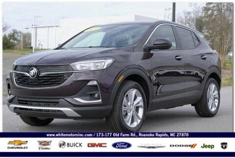 2021 Buick Encore GX for sale at WHITE MOTORS INC in Roanoke Rapids NC