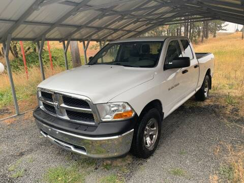 2011 RAM Ram Pickup 1500 for sale at CARLSON'S USED CARS in Troy ID