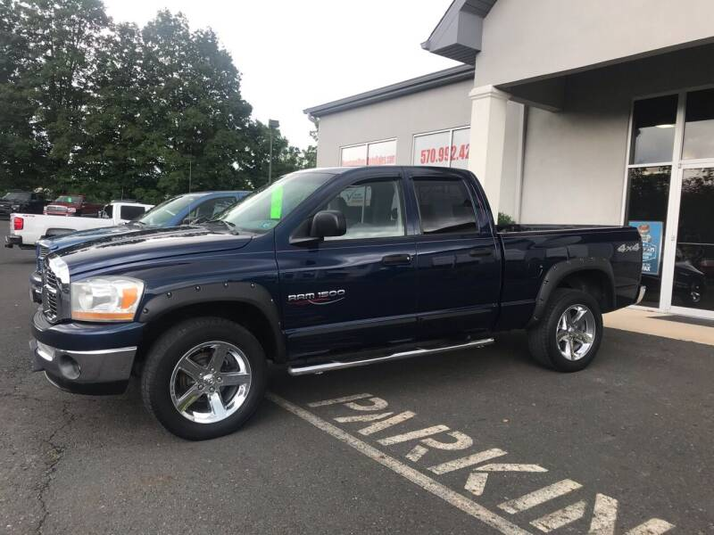2006 Dodge Ram Pickup 1500 for sale at Keystone Used Auto Sales in Brodheadsville PA