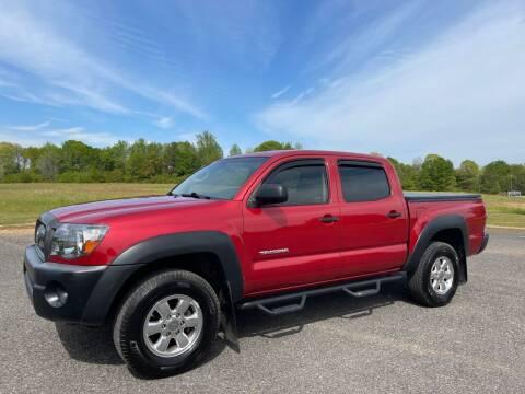 2010 Toyota Tacoma for sale at LAMB MOTORS INC in Hamilton AL