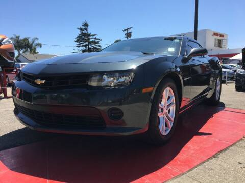 2014 Chevrolet Camaro for sale at Auto Max of Ventura in Ventura CA