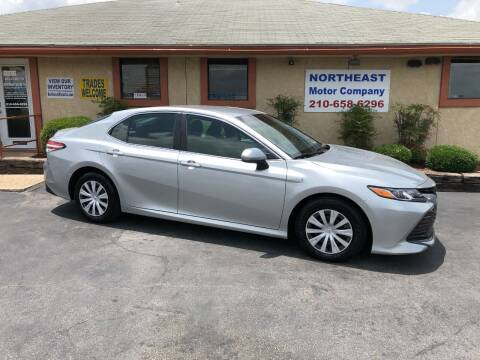 2018 Toyota Camry Hybrid for sale at Northeast Motor Company in Universal City TX