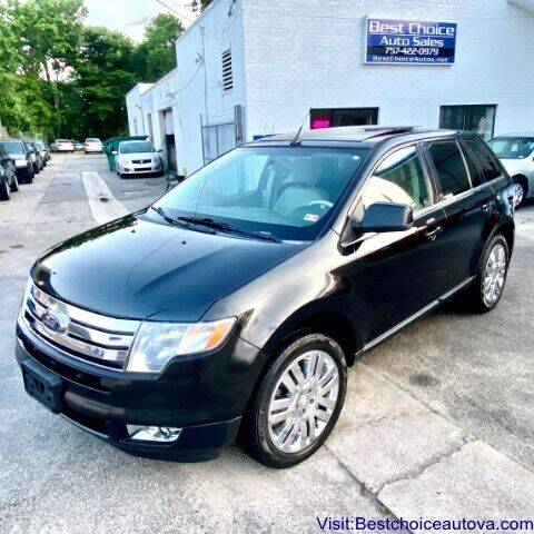 2010 Ford Edge for sale at Best Choice Auto Sales in Virginia Beach VA
