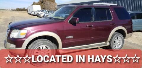 2006 Ford Explorer for sale at Bretz Inc in Dighton KS