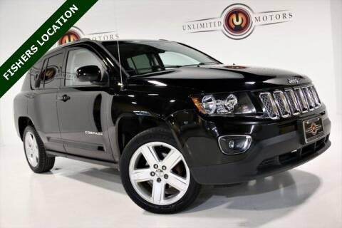 2014 Jeep Compass for sale at Unlimited Motors in Fishers IN