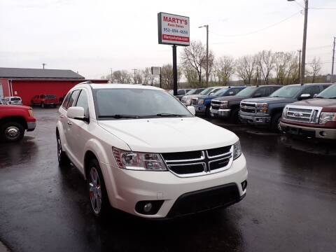 2014 Dodge Journey for sale at Marty's Auto Sales in Savage MN