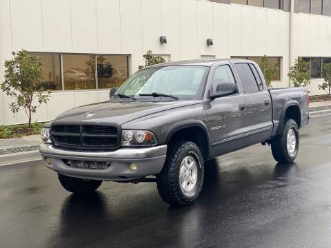 2002 Dodge Dakota for sale at Washington Auto Sales in Tacoma WA