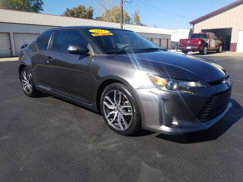 2015 Scion tC for sale at Holland's Auto Sales in Harrisonville MO