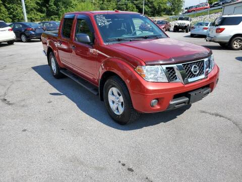2013 Nissan Frontier for sale at DISCOUNT AUTO SALES in Johnson City TN