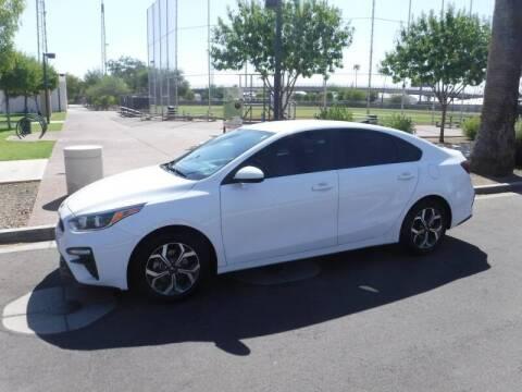 2019 Kia Forte for sale at J & E Auto Sales in Phoenix AZ
