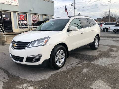 2014 Chevrolet Traverse for sale at Bagwell Motors Springdale in Springdale AR