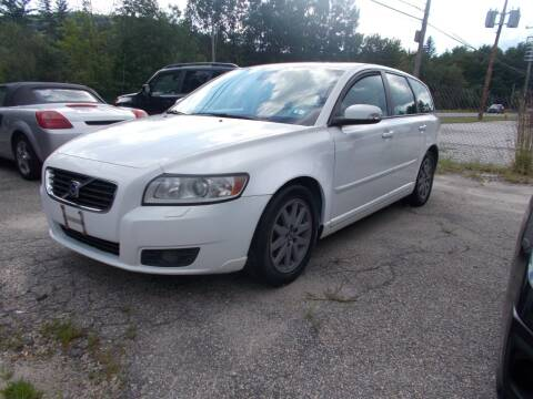 2009 Volvo V50 for sale at Manchester Motorsports in Goffstown NH