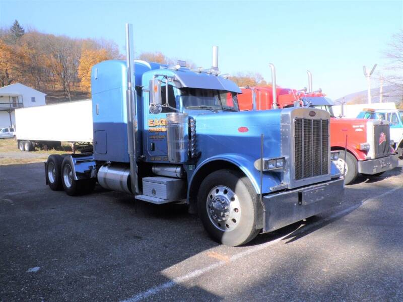 2007 Peterbilt 379 for sale at Recovery Team USA in Slatington PA