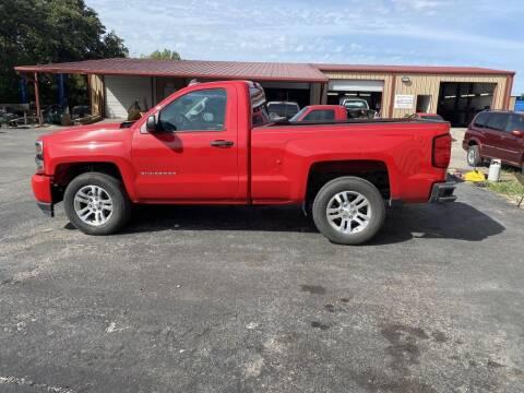 2017 Chevrolet Silverado 1500 for sale at Bam Auto Sales in Azle TX