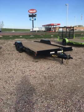 2021 Big Tex 70CH-20 #2158 for sale at Prairie Wind Trailers, LLC in Harrisburg SD
