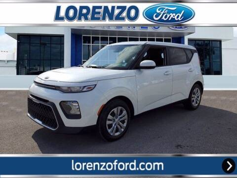 2020 Kia Soul for sale at Lorenzo Ford in Homestead FL