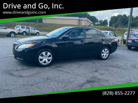 2008 Toyota Camry for sale at Drive and Go, Inc. in Hickory NC
