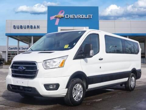 2020 Ford Transit Passenger for sale at Suburban Chevrolet of Ann Arbor in Ann Arbor MI