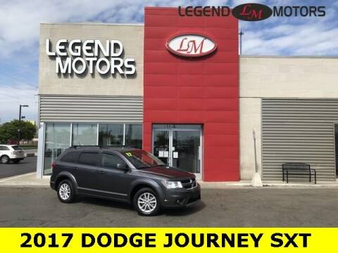 2017 Dodge Journey for sale at Legend Motors of Waterford - Legend Motors of Ferndale in Ferndale MI