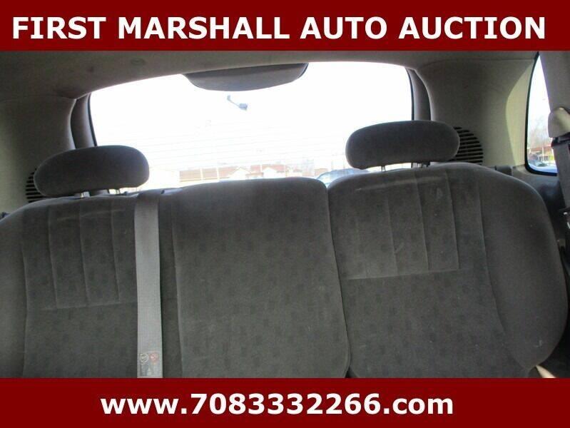 2002 Chrysler PT Cruiser Touring Edition 4dr Wagon - Harvey IL
