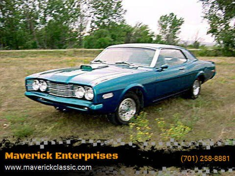 1968 Mercury Montego for sale at Maverick Enterprises in Pollock SD