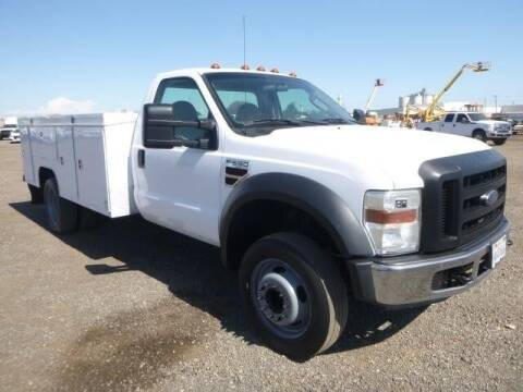 2008 Ford F-550 Super Duty for sale at Armstrong Truck Center in Oakdale CA
