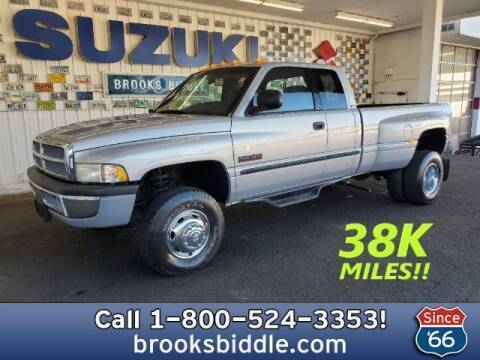 2000 Dodge Ram Pickup 3500 for sale at BROOKS BIDDLE AUTOMOTIVE in Bothell WA
