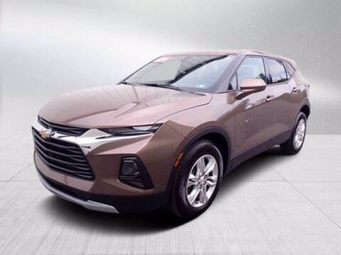 2019 Chevrolet Blazer for sale at Fitzgerald Cadillac & Chevrolet in Frederick MD