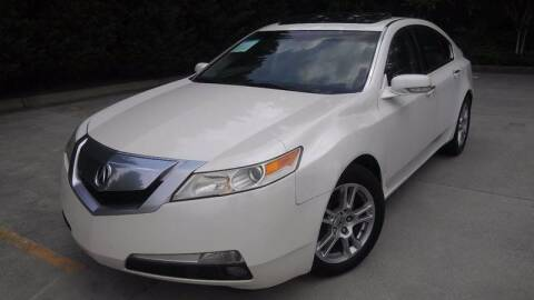 2009 Acura TL for sale at Garcia Trucks Auto Sales Inc. in Austell GA