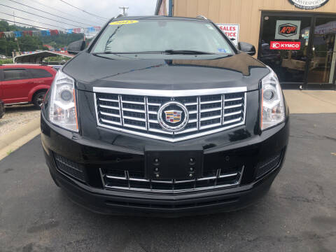 2015 Cadillac SRX for sale at W V Auto & Powersports Sales in Charleston WV