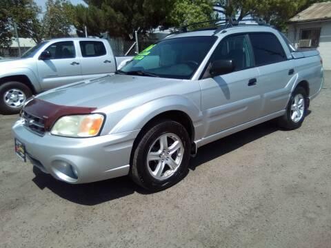 2006 Subaru Baja for sale at Larry's Auto Sales Inc. in Fresno CA