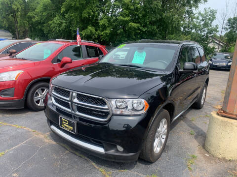 2011 Dodge Durango for sale at PAPERLAND MOTORS - Fresh Inventory in Green Bay WI