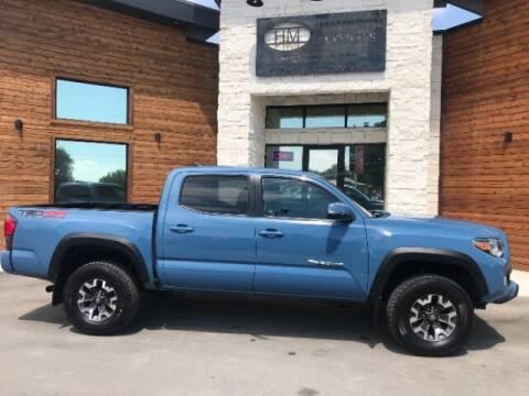 2019 Toyota Tacoma for sale at Hamilton Motors in Lehi UT