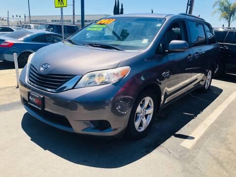 2011 Toyota Sienna for sale at Auto Max of Ventura in Ventura CA