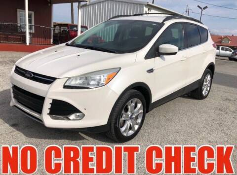2013 Ford Escape for sale at Decatur 107 S Hwy 287 in Decatur TX