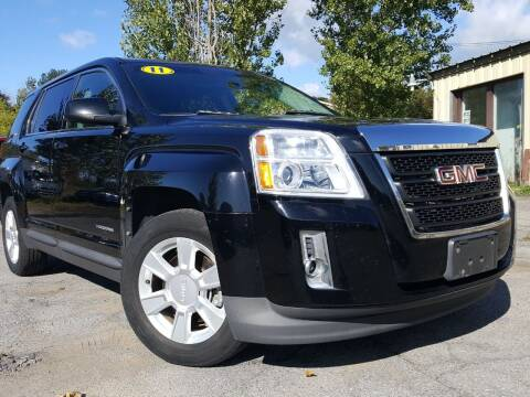 2011 GMC Terrain for sale at GLOVECARS.COM LLC in Johnstown NY