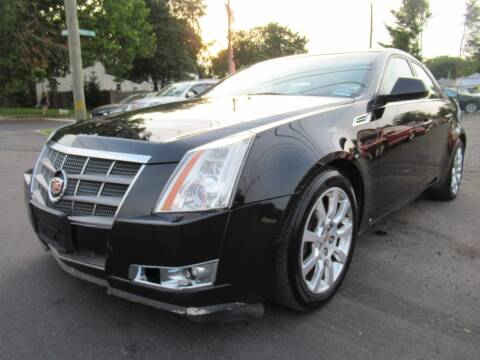 2008 Cadillac CTS for sale at PRESTIGE IMPORT AUTO SALES in Morrisville PA