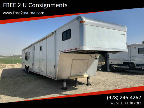 2005 Pace American Shadow GT for sale at FREE 2 U Consignments in Yuma AZ