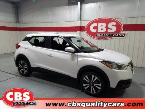 2019 Nissan Kicks for sale at CBS Quality Cars in Durham NC