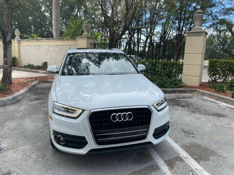 2015 Audi Q3 for sale at Nation Autos Miami in Hialeah FL