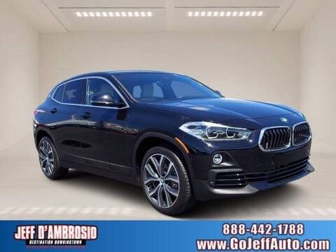 2018 BMW X2 for sale at Jeff D'Ambrosio Auto Group in Downingtown PA